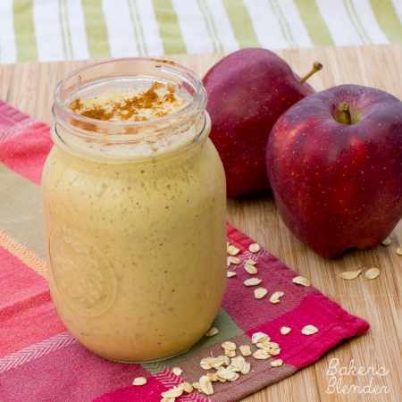 Pumpkin-Apple Smoothie